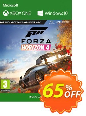 Forza Horizon 4 Xbox One/PC discount coupon Forza Horizon 4 Xbox One/PC Deal - Forza Horizon 4 Xbox One/PC Exclusive offer for iVoicesoft