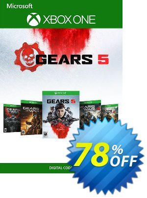 Gears 5: Bundle Pack Xbox One discount coupon Gears 5: Bundle Pack Xbox One Deal - Gears 5: Bundle Pack Xbox One Exclusive offer for iVoicesoft