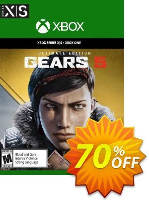 Gears 5 Ultimate Edition Xbox One / PC Coupon discount Gears 5 Ultimate Edition Xbox One / PC Deal - Gears 5 Ultimate Edition Xbox One / PC Exclusive offer for iVoicesoft