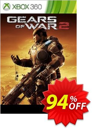 Gears of War 2 Xbox 360 프로모션 코드 Gears of War 2 Xbox 360 Deal 프로모션: Gears of War 2 Xbox 360 Exclusive offer for iVoicesoft