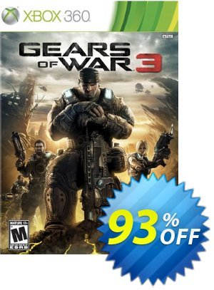 Gears of War 3 Xbox 360 Coupon discount Gears of War 3 Xbox 360 Deal. Promotion: Gears of War 3 Xbox 360 Exclusive offer for iVoicesoft
