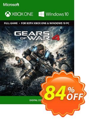Gears of War 4 Xbox One/PC - Digital Code discount coupon Gears of War 4 Xbox One/PC - Digital Code Deal - Gears of War 4 Xbox One/PC - Digital Code Exclusive offer for iVoicesoft
