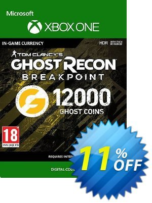 Ghost Recon Breakpoint: 12000 Ghost Coins Xbox One discount coupon Ghost Recon Breakpoint: 12000 Ghost Coins Xbox One Deal - Ghost Recon Breakpoint: 12000 Ghost Coins Xbox One Exclusive offer for iVoicesoft