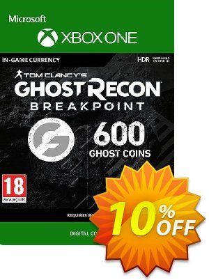 Ghost Recon Breakpoint: 600 Ghost Coins Xbox One Coupon discount Ghost Recon Breakpoint: 600 Ghost Coins Xbox One Deal - Ghost Recon Breakpoint: 600 Ghost Coins Xbox One Exclusive offer for iVoicesoft