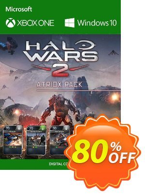 Halo Wars 2 Atriox Pack DLC Xbox One / PC discount coupon Halo Wars 2 Atriox Pack DLC Xbox One / PC Deal - Halo Wars 2 Atriox Pack DLC Xbox One / PC Exclusive offer for iVoicesoft