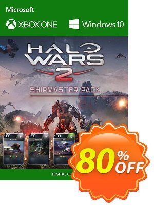 Halo Wars 2 Shipmaster Pack DLC Xbox One / PC discount coupon Halo Wars 2 Shipmaster Pack DLC Xbox One / PC Deal - Halo Wars 2 Shipmaster Pack DLC Xbox One / PC Exclusive offer for iVoicesoft