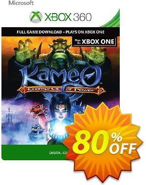 Kameo Elements of Power - Xbox 360 / Xbox One discount coupon Kameo Elements of Power - Xbox 360 / Xbox One Deal - Kameo Elements of Power - Xbox 360 / Xbox One Exclusive offer for iVoicesoft