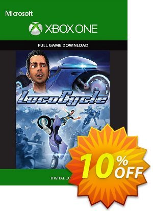 LocoCycle Xbox One - Digital Code discount coupon LocoCycle Xbox One - Digital Code Deal - LocoCycle Xbox One - Digital Code Exclusive offer for iVoicesoft