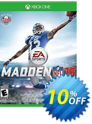 Madden NFL 16 Xbox One - Digital Code discount coupon Madden NFL 16 Xbox One - Digital Code Deal - Madden NFL 16 Xbox One - Digital Code Exclusive offer for iVoicesoft