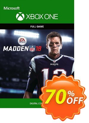 Madden NFL 18 Xbox One 優惠券,折扣碼 Madden NFL 18 Xbox One Deal,促銷代碼: Madden NFL 18 Xbox One Exclusive offer for iVoicesoft