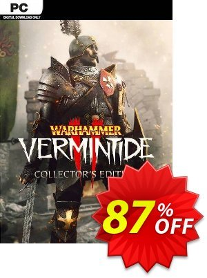 Warhammer Vermintide 2 - Collectors Edition Coupon, discount Warhammer Vermintide 2 - Collectors Edition Deal. Promotion: Warhammer Vermintide 2 - Collectors Edition Exclusive offer for iVoicesoft