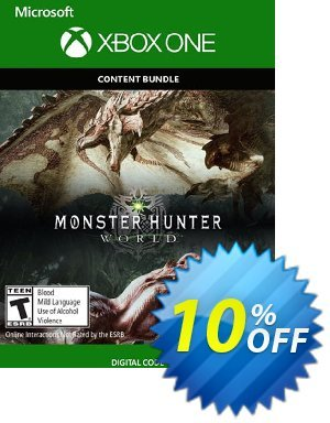 Monster Hunter: World - Deluxe Edition Xbox One discount coupon Monster Hunter: World - Deluxe Edition Xbox One Deal - Monster Hunter: World - Deluxe Edition Xbox One Exclusive offer for iVoicesoft
