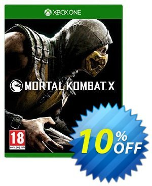 Mortal Kombat X Xbox One - Digital Code discount coupon Mortal Kombat X Xbox One - Digital Code Deal - Mortal Kombat X Xbox One - Digital Code Exclusive offer for iVoicesoft