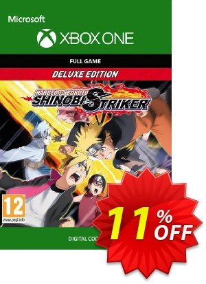 Naruto To Buruto Shinobi Striker Deluxe Edition Xbox One discount coupon Naruto To Buruto Shinobi Striker Deluxe Edition Xbox One Deal - Naruto To Buruto Shinobi Striker Deluxe Edition Xbox One Exclusive offer for iVoicesoft