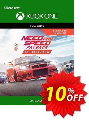 Need for Speed Payback Xbox One discount coupon Need for Speed Payback Xbox One Deal - Need for Speed Payback Xbox One Exclusive offer for iVoicesoft