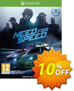Need For Speed Xbox One - Digital Code discount coupon Need For Speed Xbox One - Digital Code Deal - Need For Speed Xbox One - Digital Code Exclusive offer for iVoicesoft
