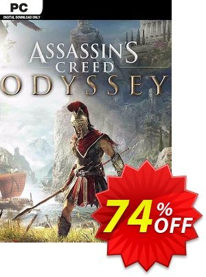 Assassins Creed Odyssey PC discount coupon Assassins Creed Odyssey PC Deal - Assassins Creed Odyssey PC Exclusive offer for iVoicesoft