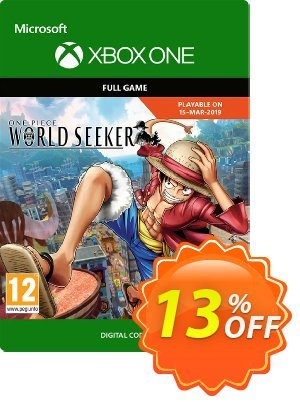 One Piece World Seeker Xbox One Coupon discount One Piece World Seeker Xbox One Deal - One Piece World Seeker Xbox One Exclusive offer for iVoicesoft