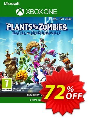 Plants Vs. Zombies: Battle for Neighborville Xbox One Coupon discount Plants Vs. Zombies: Battle for Neighborville Xbox One Deal. Promotion: Plants Vs. Zombies: Battle for Neighborville Xbox One Exclusive offer for iVoicesoft