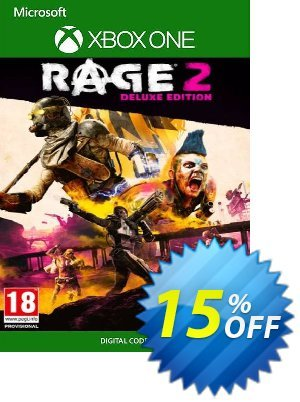 Rage 2 Deluxe Edition Xbox One discount coupon Rage 2 Deluxe Edition Xbox One Deal - Rage 2 Deluxe Edition Xbox One Exclusive offer for iVoicesoft