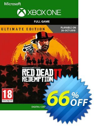 Red Dead Redemption 2: Ultimate Edition Xbox One Coupon discount Red Dead Redemption 2: Ultimate Edition Xbox One Deal - Red Dead Redemption 2: Ultimate Edition Xbox One Exclusive offer for iVoicesoft