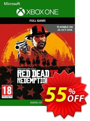 Red Dead Redemption 2 Xbox One discount coupon Red Dead Redemption 2 Xbox One Deal - Red Dead Redemption 2 Xbox One Exclusive offer for iVoicesoft