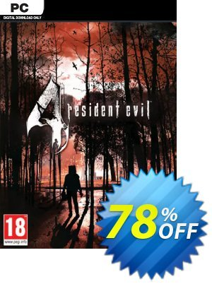 Resident Evil 4 HD PC Coupon discount Resident Evil 4 HD PC Deal. Promotion: Resident Evil 4 HD PC Exclusive offer for iVoicesoft