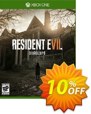 Resident Evil 7 - Biohazard Xbox One discount coupon Resident Evil 7 - Biohazard Xbox One Deal - Resident Evil 7 - Biohazard Xbox One Exclusive offer for iVoicesoft