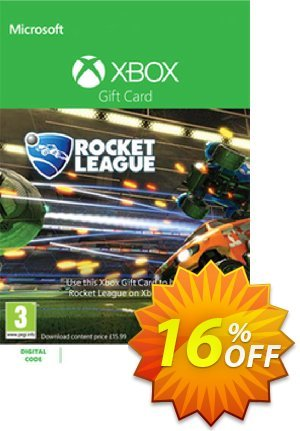 Rocket League (Xbox One) Coupon discount Rocket League (Xbox One) Deal. Promotion: Rocket League (Xbox One) Exclusive offer for iVoicesoft