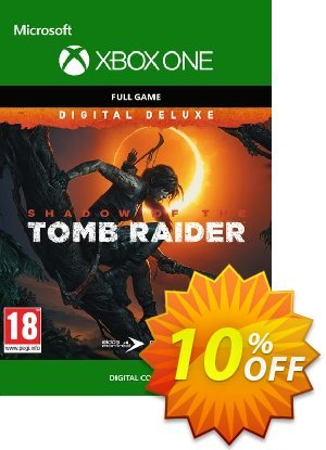 Shadow of the Tomb Raider Deluxe Edition Xbox One discount coupon Shadow of the Tomb Raider Deluxe Edition Xbox One Deal - Shadow of the Tomb Raider Deluxe Edition Xbox One Exclusive offer for iVoicesoft