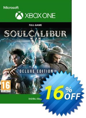 Soulcalibur VI 6 Deluxe Edition Xbox One discount coupon Soulcalibur VI 6 Deluxe Edition Xbox One Deal - Soulcalibur VI 6 Deluxe Edition Xbox One Exclusive offer for iVoicesoft