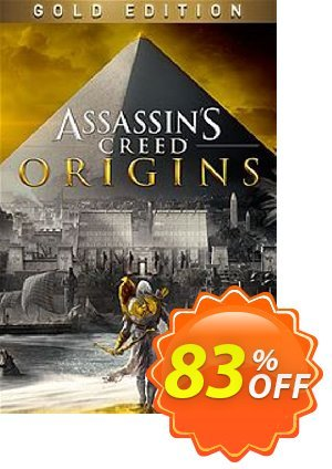 Assassins Creed Origins Gold Edition PC discount coupon Assassins Creed Origins Gold Edition PC Deal - Assassins Creed Origins Gold Edition PC Exclusive offer for iVoicesoft