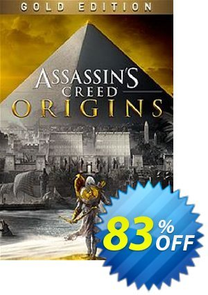 Assassins Creed Origins Gold Edition PC Coupon, discount Assassins Creed Origins Gold Edition PC Deal. Promotion: Assassins Creed Origins Gold Edition PC Exclusive offer for iVoicesoft