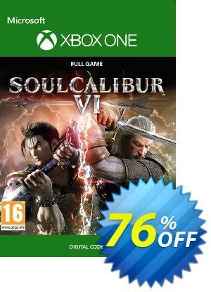 Soulcalibur VI 6 Xbox One discount coupon Soulcalibur VI 6 Xbox One Deal - Soulcalibur VI 6 Xbox One Exclusive offer for iVoicesoft
