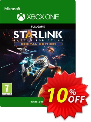 Starlink: Battle for Atlas Xbox One discount coupon Starlink: Battle for Atlas Xbox One Deal - Starlink: Battle for Atlas Xbox One Exclusive offer for iVoicesoft