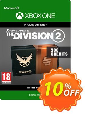 Tom Clancy's The Division 2 500 Credits Xbox One discount coupon Tom Clancy's The Division 2 500 Credits Xbox One Deal - Tom Clancy's The Division 2 500 Credits Xbox One Exclusive offer for iVoicesoft