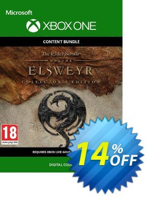 The Elder Scrolls Online: Elsweyr Collectors Edition Xbox One discount coupon The Elder Scrolls Online: Elsweyr Collectors Edition Xbox One Deal - The Elder Scrolls Online: Elsweyr Collectors Edition Xbox One Exclusive offer for iVoicesoft