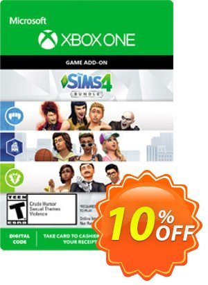 The Sims 4 - Extra Content Starter Bundle Xbox One discount coupon The Sims 4 - Extra Content Starter Bundle Xbox One Deal - The Sims 4 - Extra Content Starter Bundle Xbox One Exclusive offer for iVoicesoft