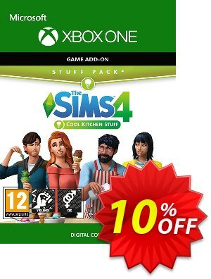 The Sims 4 - Cool Kitchen Stuff Xbox One discount coupon The Sims 4 - Cool Kitchen Stuff Xbox One Deal - The Sims 4 - Cool Kitchen Stuff Xbox One Exclusive offer for iVoicesoft