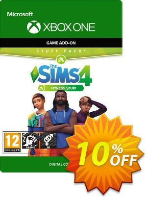 The Sims 4 - Fitness Stuff Xbox One discount coupon The Sims 4 - Fitness Stuff Xbox One Deal - The Sims 4 - Fitness Stuff Xbox One Exclusive offer for iVoicesoft