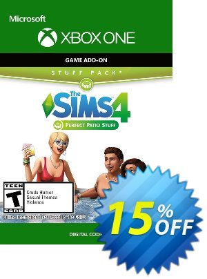 The Sims 4 - Perfect Patio Stuff Xbox One discount coupon The Sims 4 - Perfect Patio Stuff Xbox One Deal - The Sims 4 - Perfect Patio Stuff Xbox One Exclusive offer for iVoicesoft