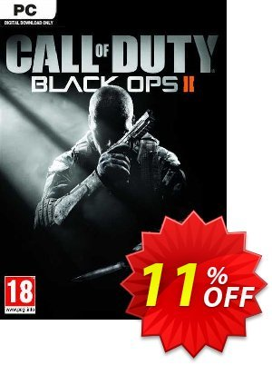 Call of Duty: Black Ops II 2 (PC) Coupon, discount Call of Duty: Black Ops II 2 (PC) Deal. Promotion: Call of Duty: Black Ops II 2 (PC) Exclusive offer for iVoicesoft