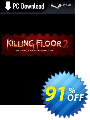 Killing Floor 2 Digital Deluxe Edition PC discount coupon Killing Floor 2 Digital Deluxe Edition PC Deal - Killing Floor 2 Digital Deluxe Edition PC Exclusive offer for iVoicesoft