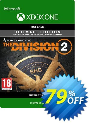 Tom Clancy's The Division 2 Ultimate Edition Xbox One Coupon discount Tom Clancy's The Division 2 Ultimate Edition Xbox One Deal - Tom Clancy's The Division 2 Ultimate Edition Xbox One Exclusive offer for iVoicesoft