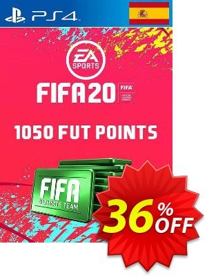 1050 FIFA 20 Ultimate Team Points PS4 (Spain) discount coupon 1050 FIFA 20 Ultimate Team Points PS4 (Spain) Deal - 1050 FIFA 20 Ultimate Team Points PS4 (Spain) Exclusive offer for iVoicesoft