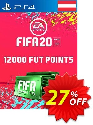 12000 FIFA 20 Ultimate Team Points PS4 (Austria) discount coupon 12000 FIFA 20 Ultimate Team Points PS4 (Austria) Deal - 12000 FIFA 20 Ultimate Team Points PS4 (Austria) Exclusive offer for iVoicesoft