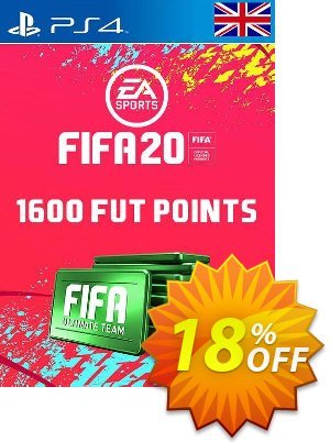 1600 FIFA 20 Ultimate Team Points PS4 PSN Code - UK account discount coupon 1600 FIFA 20 Ultimate Team Points PS4 PSN Code - UK account Deal - 1600 FIFA 20 Ultimate Team Points PS4 PSN Code - UK account Exclusive offer for iVoicesoft
