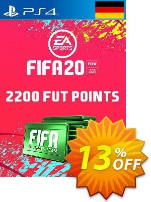 2200 FIFA 20 Ultimate Team Points PS4 (Germany) discount coupon 2200 FIFA 20 Ultimate Team Points PS4 (Germany) Deal - 2200 FIFA 20 Ultimate Team Points PS4 (Germany) Exclusive offer for iVoicesoft