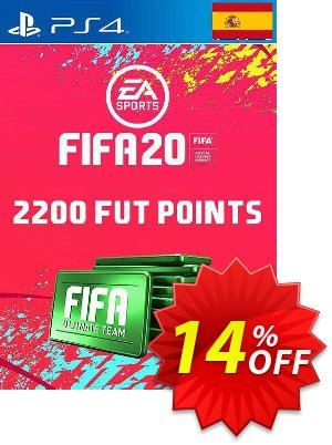2200 FIFA 20 Ultimate Team Points PS4 (Spain) Coupon discount 2200 FIFA 20 Ultimate Team Points PS4 (Spain) Deal. Promotion: 2200 FIFA 20 Ultimate Team Points PS4 (Spain) Exclusive offer for iVoicesoft