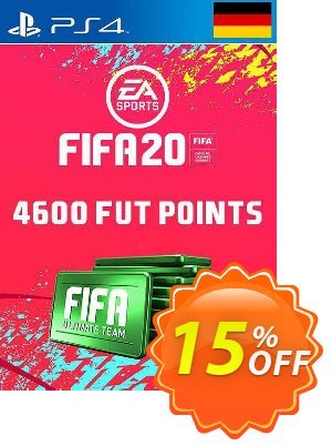 4600 FIFA 20 Ultimate Team Points PS4 (Germany) discount coupon 4600 FIFA 20 Ultimate Team Points PS4 (Germany) Deal - 4600 FIFA 20 Ultimate Team Points PS4 (Germany) Exclusive offer for iVoicesoft